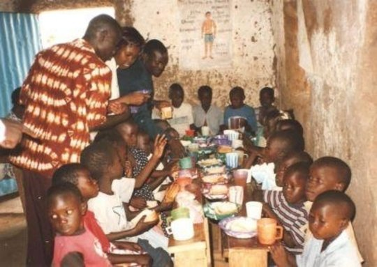 Bread without Borders Orphans Support Project