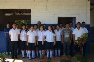 Middle School Students in La Tirana
