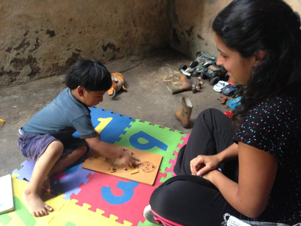 Early Intervention for Children in Guatemala