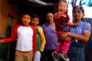 Keyla and family