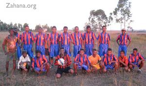 Fiarenana men's soccer club