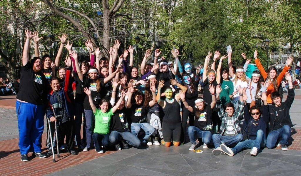 Youth Justice and Peace Builders