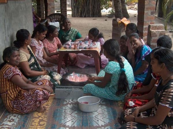 Services for Tsunami Affected Women in Sri Lanka