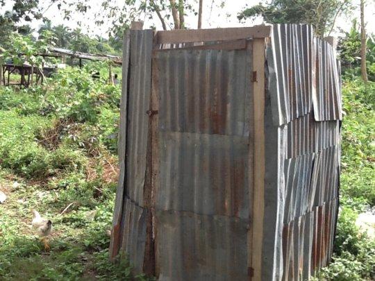 Provide a decent Toilet for Poor (Pregnant) women