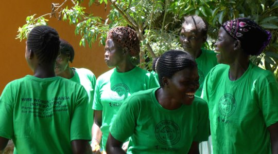 Women at a Tree Care Workshop!