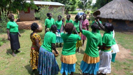 Wise Women of Uganda - traditional healer co-op
