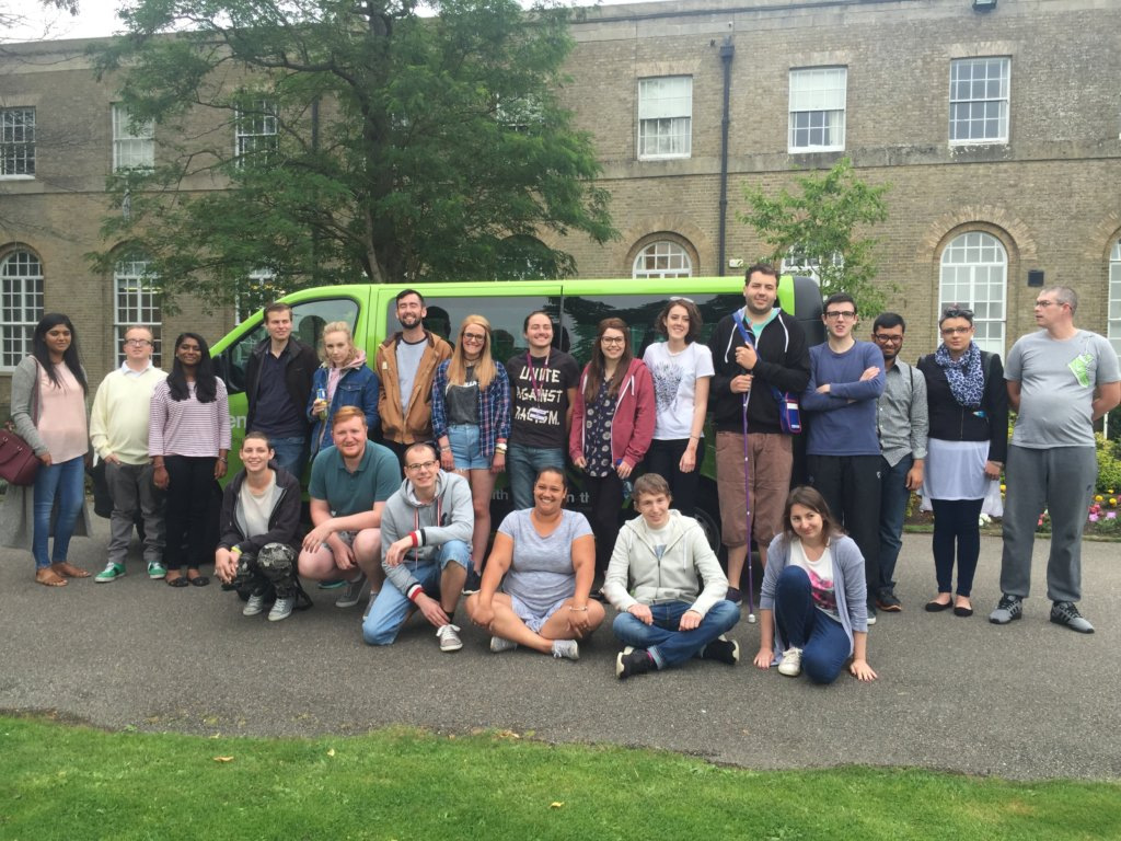Teens Unite Mill Hill Summer Activity Holiday 2016