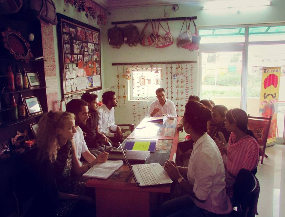 The Field Evaluation Visit in RSKS office