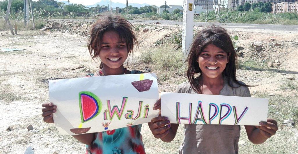 """A Joyful & Prosperous """"Happy Diwali"""""""