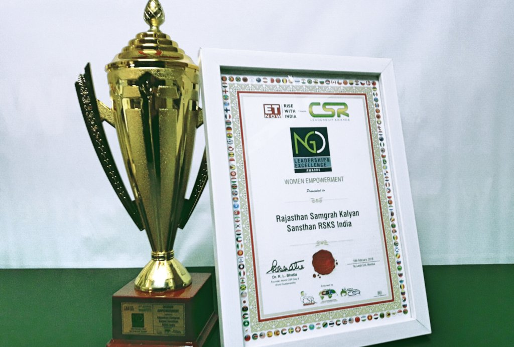 Global NGO Leadership & Excellence Award