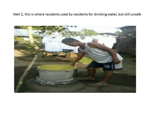 A Resident Drawing Water