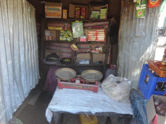 A rural retail shop