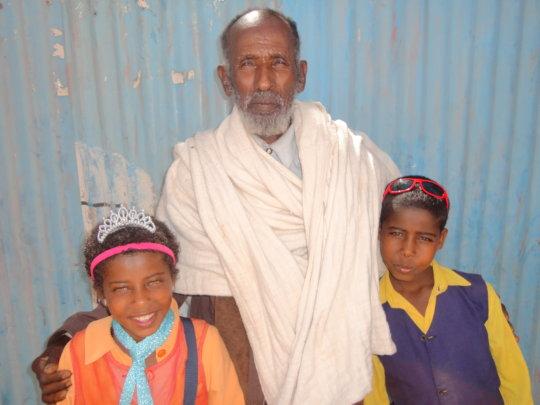 Sustaining 50 Reunified Children in Rural Ethiopia