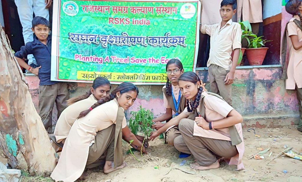 Plant A Tree ~ PLANT A LIFE !!