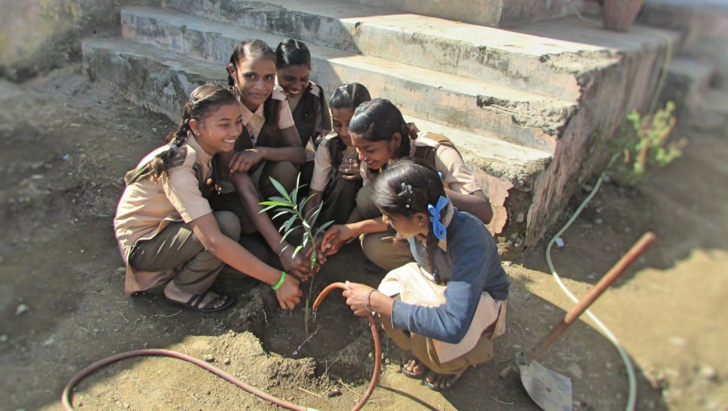 If you Plant A Tree ~ you Plant A Life !!
