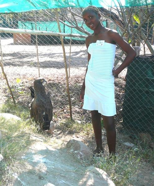 Seipati and Junior our Eagle