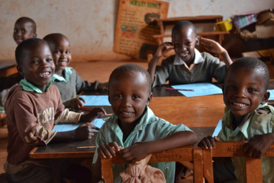 Improve a Pre-School for 60 Children in Kenya