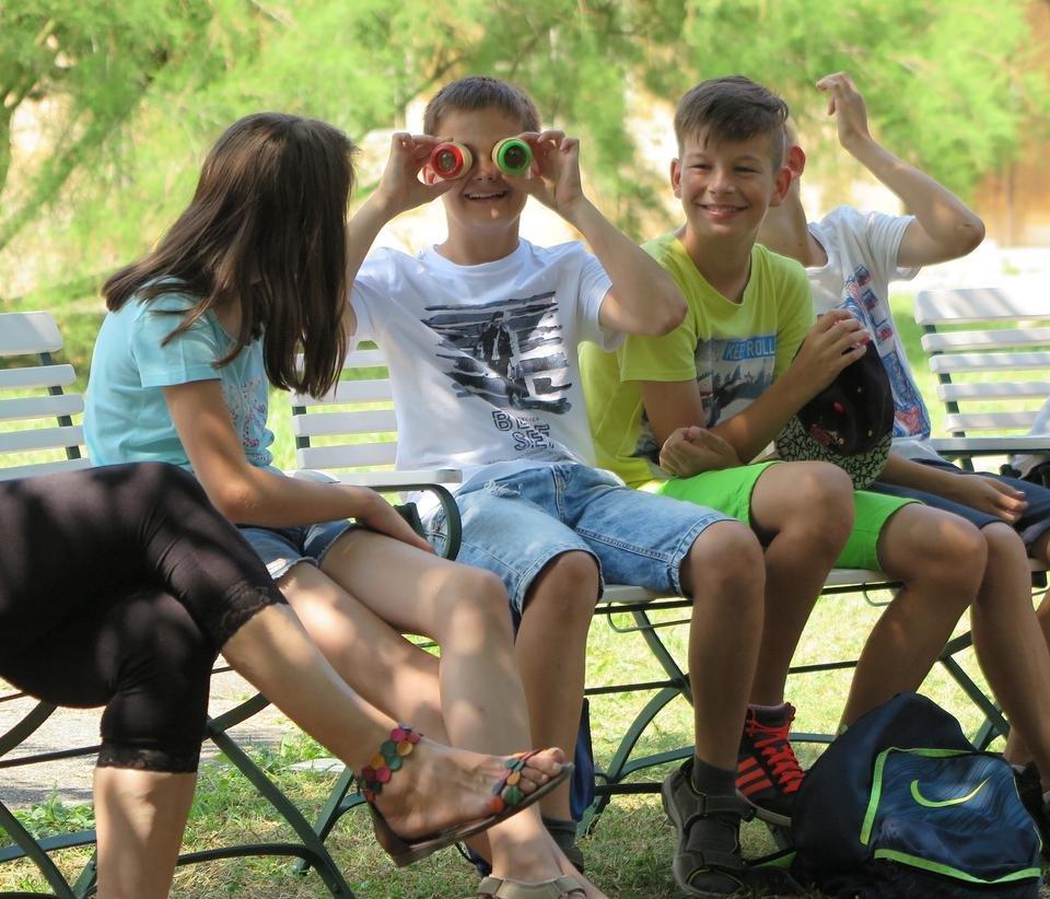 Kids were having lots of fun. We had fun too :)