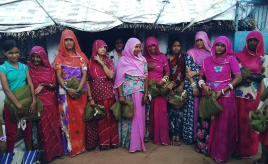 mosquito nets distributed