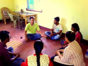 NEEV CIL Community Members in a Meeting
