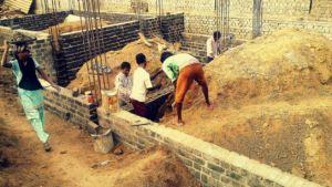 NEEV CIL School Under Construction - 2