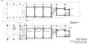 NEEV CIL School Construction Plan by Architect