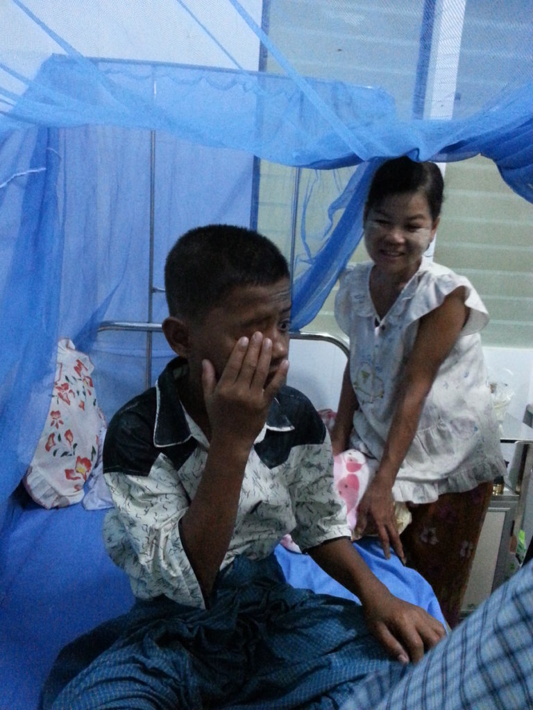 Restore Eye Sight to 300 in Myanmar (Burma)