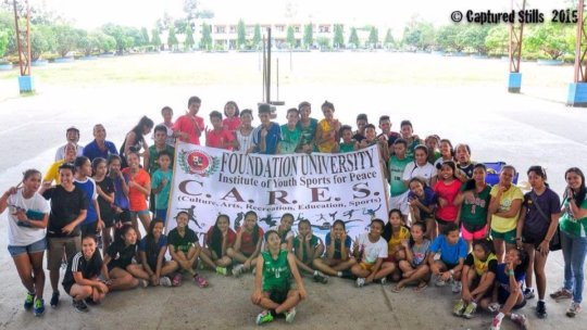 Empowering 50 Student Athletes in the Philippines