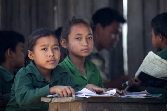 Earthquake Appeal: One Year on in Nepal