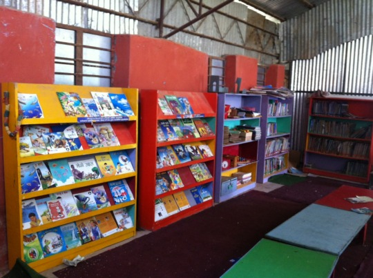 New Library