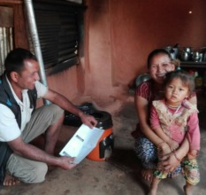 This E-Stove will keep 3 year old girl safe.