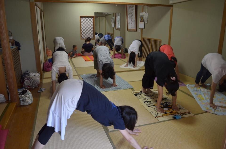 Yoga Japan