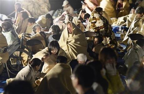Japan Kyushu earthquake response