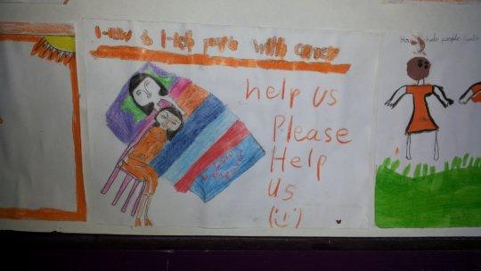 Bryden School Raising For Children with Cancer