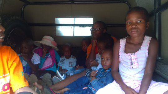 Buy an Ambulance 4 Children with Cancer (Zimbabwe)
