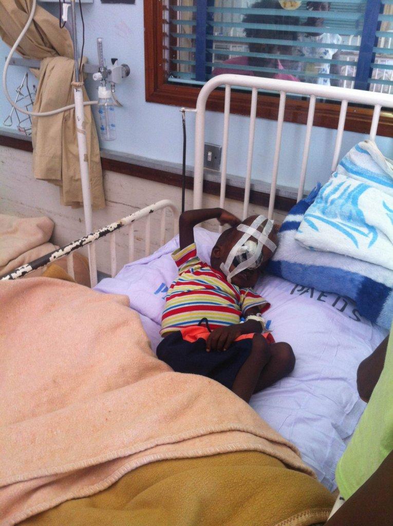Buy an Ambulance 4 Children with Cancer (Zimbabwe)