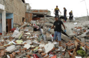 Ecuador Earthquake Relief Fund