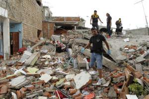 Ecuador Earthquake Relief Fund