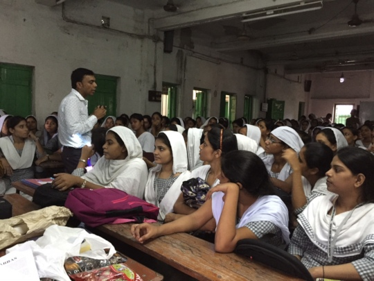 Shafkat invites  girls to come for coaching