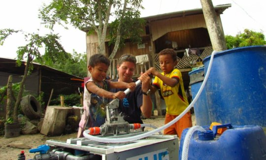 Safe and Clean Drinking Water