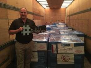More MAP Medicines Headed to Ecuador