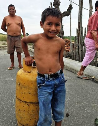 Ecuador Earthquake: Save Lives through Fuel Relief
