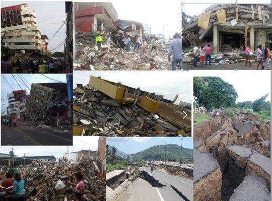 Ecuador Earthquake: Save Lives through Fuel Relief