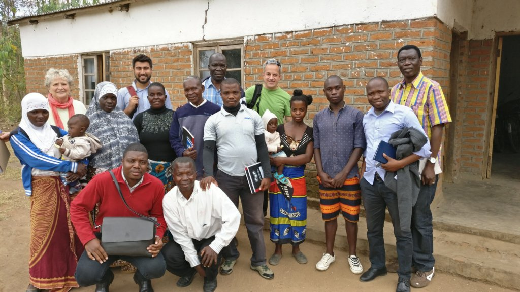 Working in Malawi on locally led development