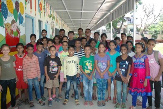 Remedial Class During Summer Break