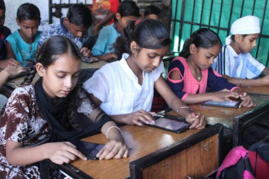 Learning with Tablets (1)