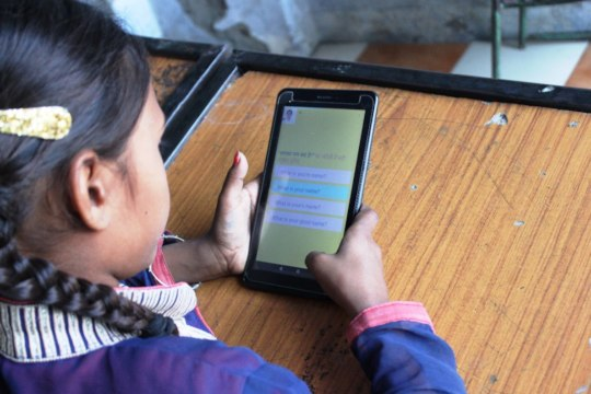 Learning with Tablets (2)