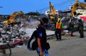 Ecuador Earthquake Rapid Response