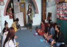 Healing Home of Girls-Victims of Violence in Nepal