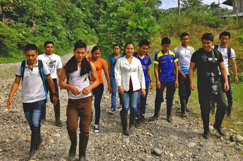 Rebuilding the Future In Coastal Ecuador